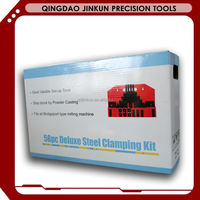 58 Pc Clamping Kit With Metal