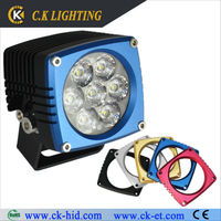 led auto led work light lamps moto truck