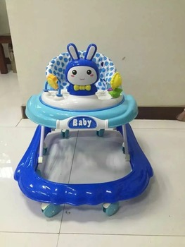 2016 new andador bebe baby walker china,cheap ride on toys baby product walkers for kids babies with cotton fresh seat
