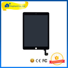 2017 Original Hot Sale For iPad Air 2 LCD Touch Screen Digitizer Assembly , For iPad Air 2 LCD