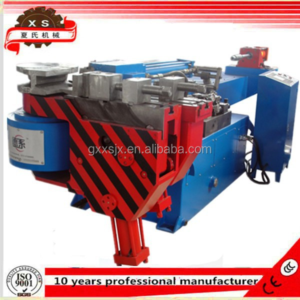 W27YPC-76 CE ISO PLC Hydraulic Bicycle Frames tube bending machine
