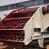Copper Ore Dewatering Vibrating Screen, China Sand Vibrating Screen