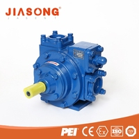 Cheap price YB series oil lubricated rotary vane positive displacement pumps