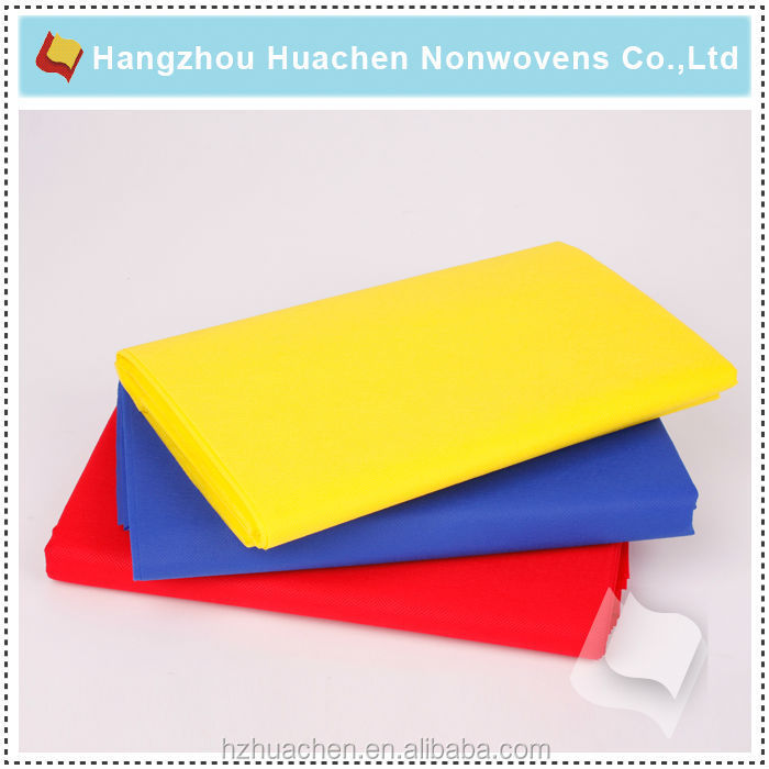 China Supplier PP Nonwoven Fabric for Clothing Raw Material