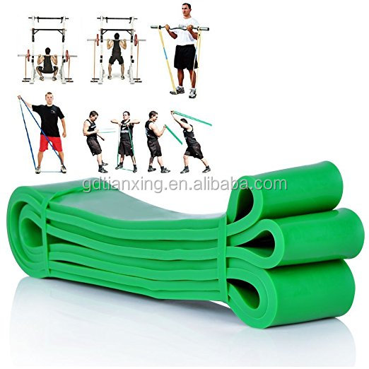 Pull up assist power exercise loop systems resistance bands