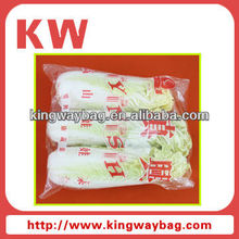 Chinese cabbage with opp bag