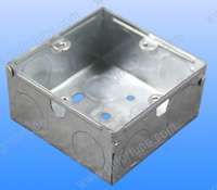 Hotsale Singapore Electrical Junction Box Metal