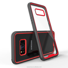 2017 New Rounded Edge Supcase Case For Samsung Galaxy S8 Plus
