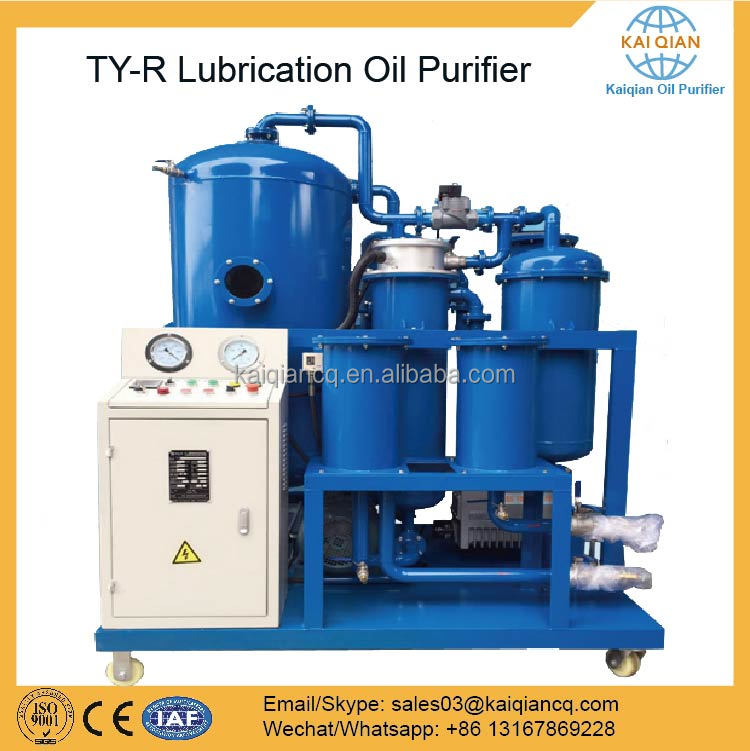 Two Stage Transformer Oil Purification Machine
