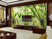 3d Bamboo Design wall Murals wallpapers living room wallpaper