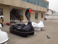 2 persons swan pedal boats for sale