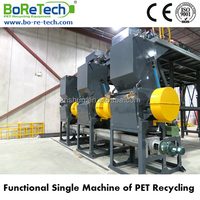 PET Bottle Crusher,Grinder,wet crushing Machine