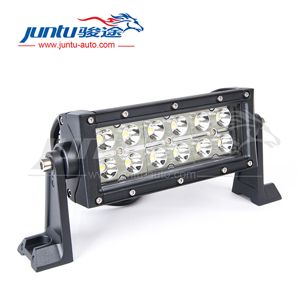 Waterproof 288W Super Bright 24000LM 50 Inch double row led light bar