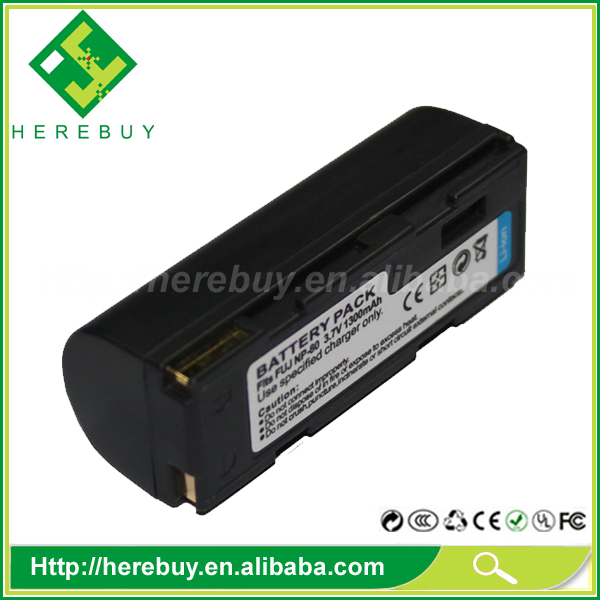 Camera Spare Parts Li-ion Battery D-Li63 for Pentax Optio T30 M30 W30 M40 L36 V10
