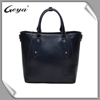 China custom brand ladies genuine leather handbags tote bag new for sale