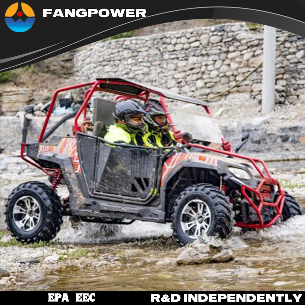 250cc off road 2 seat utv buggy , fangpower quad bike utv buggy
