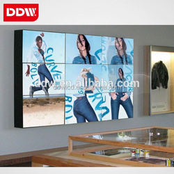 46 inch ultra slim bezel lcd tv wall 1920x1080 resolution 500nits brightness 5.3mm ultra narrow bezel LTI460HN09