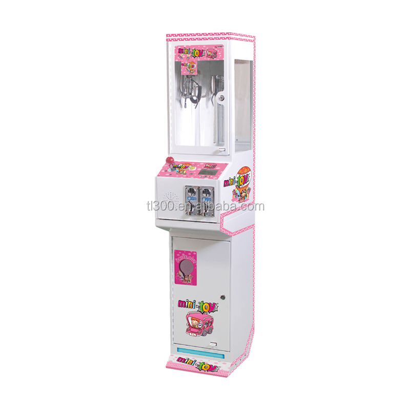 Mini toy crane machine amusement machine gift machine