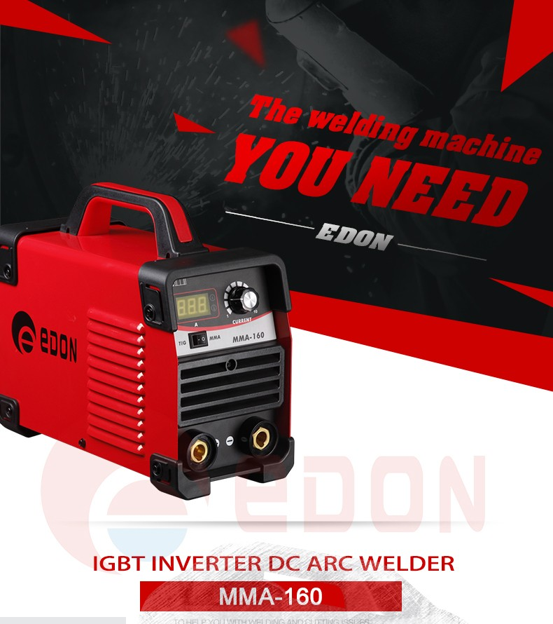 Compact MMA Welding Machine BX6 Series with S/S Cover