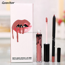 GOOVITOR Newest 50 Colors Lip Kit For Cosmetics