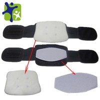 3 in 1 Artificial leather back support, multi-function back support