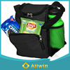 Promotional cheap portable polyester lunch cooler bag