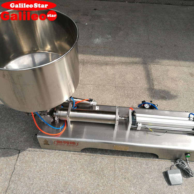 GalileoStar5 <strong>a02</strong> filling machine water cup filling and sealing packaging machine