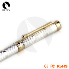 Jiangxin brand new clip for pen with laser and led light