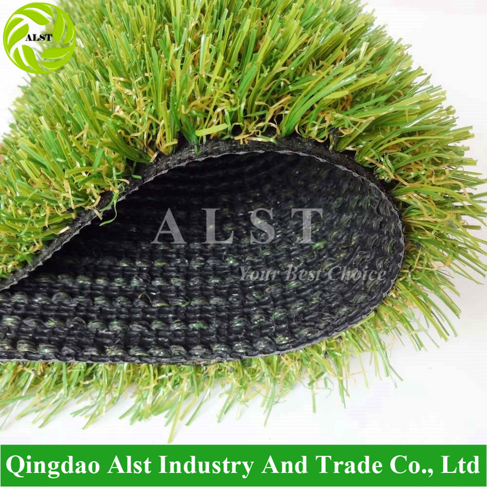Super quality fire resistant synthetic turf lawn artificial grass