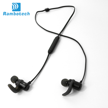 2017 Fashion Hot Sale Sweatproof Sport Wireless Stereo Bluetooth Headset for Mobile Phone RS9