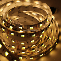 50000hours SMD 5050 DC12V cuttable RGBW led strips