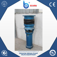 river and pool drainage usage submersible axial flow water pump made in China