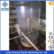 3 Layer coex 14 Meters greenhouse pe film blowing machine