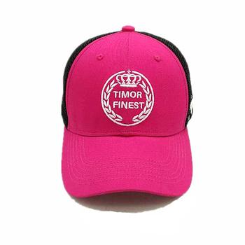 High Quality Custom Designed Embroidery Logo Burgandy Baseball Truck Cap  Mesh Hats Wholesale 3ddbec75172b