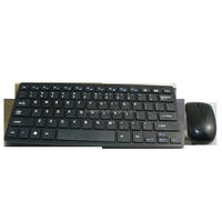 Bluetooth 3.0 2.4G Wireless Keyboard MINI keyboard &mouse For All iPads iPhones Tablet PC Mac Windows