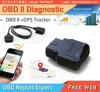 24v OBD GPS truck Trackers OBD2 GPS truck Tracker Fuel Monitor Oil Level Tracking