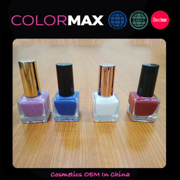 Best Selling Competitve Price Factory Directly Supply Long Lasting Matte Nail Polish