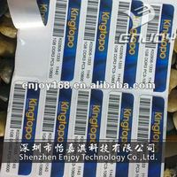 printable barcode label for labeling machine running number and serial number barcode label sequential number sticker