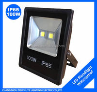 2015 high power super bright Ultra Thin 100w Led Flood Light PROJECTEUR