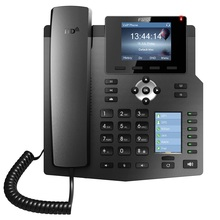 Economic and Environmental Fanvil X4 Poe Voip Sip IP Phone With Dual Color LCD And 30 DSS Keys