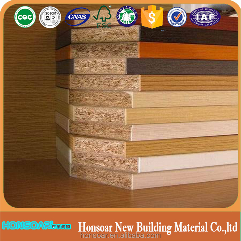 particle board relative importance from Honsoar group china