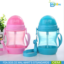 280ml Straw children Cup baby proof sippy cups Baby Training drinking cup wholesale