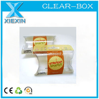 Present Clear Pillow Packing Cases Boxes