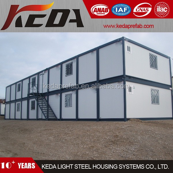 Temporary Accommodation Camp / Construction Site Office Container