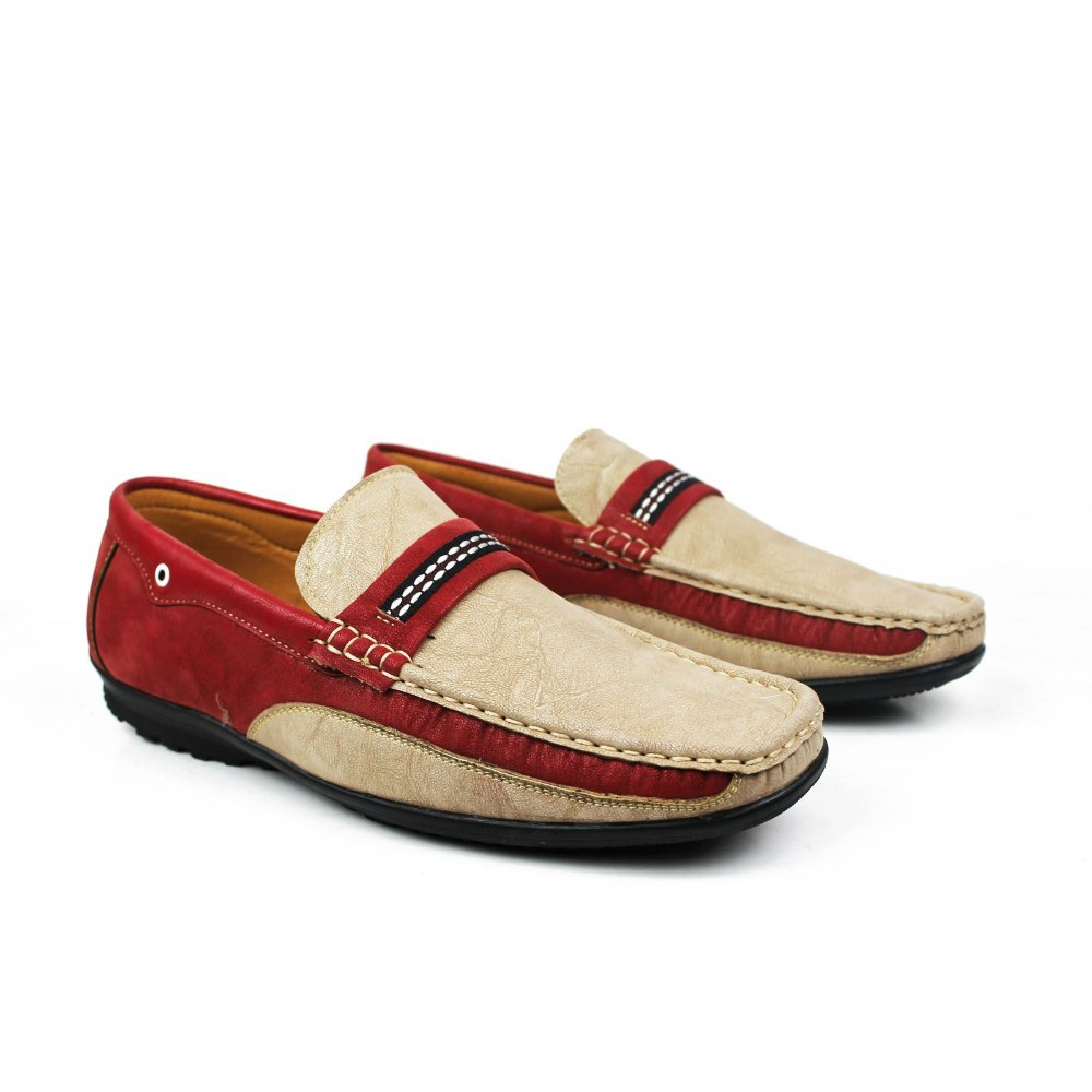 Citi Colorful design Casual Loafer Driver Shoes