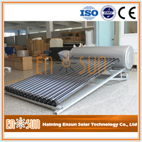 2012 The Latest Heat Pipe Pressurized Solar Water Heater
