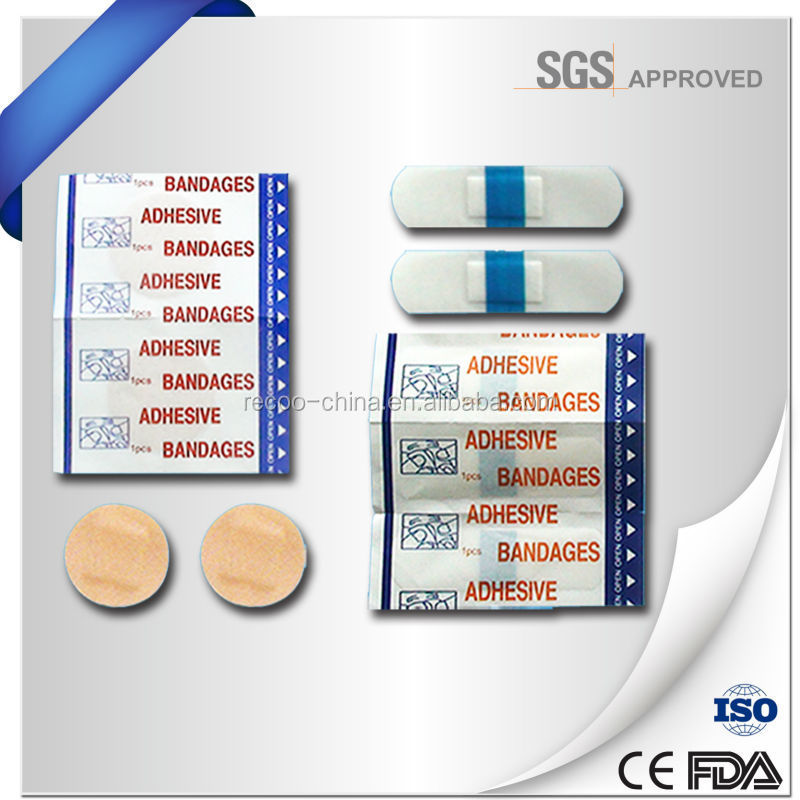 Medical custom printed band aid,wound adhesive plaster
