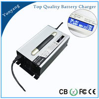 High Quality Lead-Acid/ LAB/ SLA/ AGM Battery Charger 48V 30A With LCD