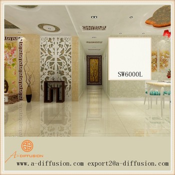 cheap ivory color ceramic tile flooring