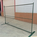 Cheap Powder Coated Canada Temporary Construction Iron Fence Panels